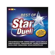 Best Of Starduell ( POP-ROCK ) u.a Olivia Jones, Michelle Hunziker, Lucas Cordal