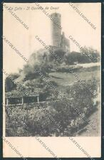 Aosta La Salle cartolina C2309 SZD
