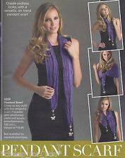 *~AVON~*PURPLE PENDANT SCARF**NEW**RRP $19.99**