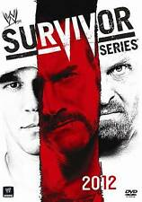 WWE: Survivor Series 2012 (DVD, 2012)