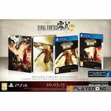 Final Fantasy Type - 0 HD Boitier Métal - PS4 neuf sous blister VF