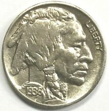 1936-S Buffalo Nickel ~ AU/UNC