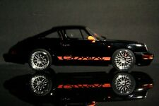 1/18 GT Sprit Porsche 964 Carrera RS Black Resin beautifully detailed 1 of 1500