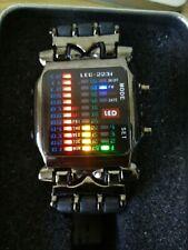 HWCOO TV Watch TVG Watch Men's Waterproof Quartz Watch Square dial retro rare