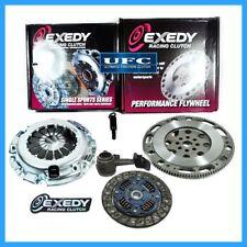 EXEDY RACING STAGE 1 CLUTCH KIT SET+CHROMOLY FLYWHEEL 04-07 FORD FOCUS 2.0L 2.3L
