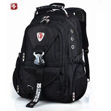 SwissGear men's multifunctional travel backpack Hiking bag computer macbook case