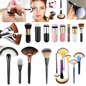 Professional Makeup Cosmetic Powder Blusher Blush Foundation Brush Make Up Tool