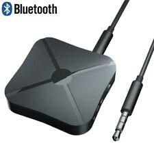 Kabelloser Bluetooth Audio Sender Empfänger Stereo Musik Adapter RCA AUX