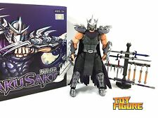 First Gokin OrakuSaki NT02 aka Shredder TMNT Action Figure US Seller