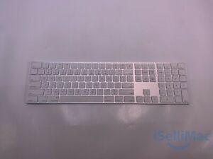 Apple Magic Keyboard with Numeric Keypad (silver) MQ052LL/A