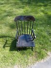 Nichol   Stone Childs Rocking Chair