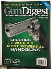 Gun Digest Worlds Most Powerful Handguns Raging Bull Feb 2015 Free Shipping Jb