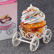 Vintage Metal Wedding Cupcake Stand Cakes Dessert Holders Display Party Decor AU