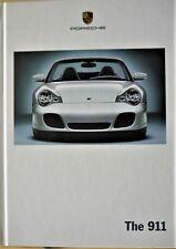 Porsche; 911, Sales Brochure