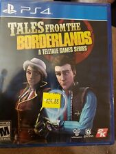 Tales From the Borderlands [ A Telltale Games Series ]  (PS4) NEW