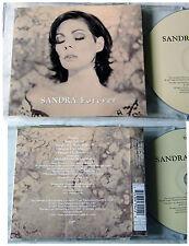 Sandra-Forever... 2001 EMI MAXI CD top