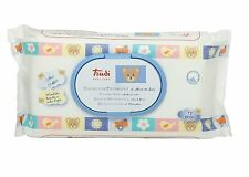 12 X Trudy Baby Care 72 Wipes Detergents In The Nectar Of Flowers = 864 Pcs
