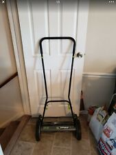 "Earthwise 16"" non power Reel Push Lawn Mower - 4 wheel Height Adjustable"