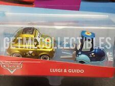 DISNEY PIXAR CARS PIXAR FEST EDITION 2021 LUIGI & GUIDO SAVE 6% GMC