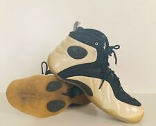 Nike Zoom Rookie Pearl White Black Glow 472688-100 Men's Size 10.5 Gently Used