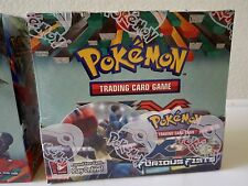 Pokemon TCG: XY Furious Fists Booster Box (2014), brand new sealed.Free shipping