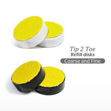 Luxor Pro Tip2Toe Fine & Coarse Refill Disks 24 piece *Choose any one*