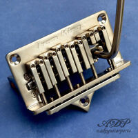 Tremolo TREM KING TKS-3SN Vibrato on Fixed Bridge Trem Satin Nickel CLOSEOUT2