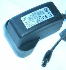 3COM DSA-12G-12 AUK 120120 AC/DC POWER SUPPLY ADAPTER 12V 1.0A UK PLUG