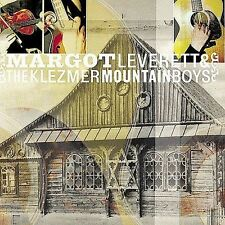 Margot Leverett & The Klezmer Mountain Boys CD DIGIPAK NEW