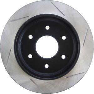 StopTech For 04-17 Infiniti / Nissan Sport Brake Rotor Rear Left - 126.42081SL