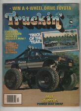 Truckin' Mag Toyota Truck Of The Year Magna Charger March 1984 041621nonr
