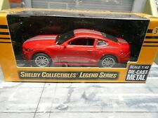 FORD Mustang V8 Shelby GT350 GT 350 rot red 2016 Muscle Car SP Blister 1:43