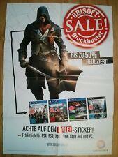 Assassin's Creed Poster Plakat ca. 60x84cm ✰NEU✰