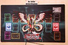 Custom Anime CARDFIGHT VANGUARD MTG WOW Playmat Cyber Dragon Infinity Mat #642
