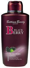 Bettina Barty BLACK BERRY Hand & Body Lotion 500 ml