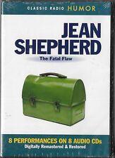 Jean Shepherd : The Fatal Flaw (2009, CD) Brand New Sealed!