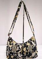 Vera Bradley Yellow Bird Pattern (Retired) Adjustable Strap Bag Purse /Pre-Owned