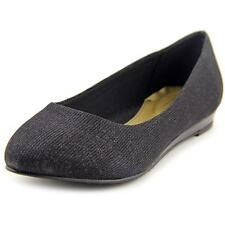 Hush Puppies Canvas Wide (C, D, W) Flats for Women