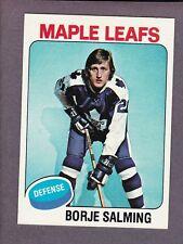 1975-76 Topps Hockey Borje Salming #283 Toronto Maple Leafs NM/MT