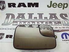 Dodge Ram Truck Power Tow Mirror Heated Glass Passengers Side Mopar  5191036AA
