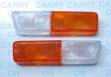 DATSUN NISSAN 510 1600 SSS BLUEBIRD FRONT INDICATOR TURN SIGNAL LIGHT LENS 68 69