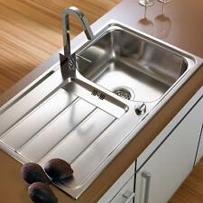 Teka Einbauspüle Cano 45 B-CN Designspüle Edelstahl Spüle Spülbecken Küchenspüle
