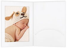 Portraitmappen / Leporellos / Bildmappen Schoeller&Stanzwerk 100 Stück 13x18 ws
