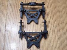 Traxxas 4907 3.3 T-Maxx Front Rear Shock Towers Body Mounts Posts Ez-Start 2.5