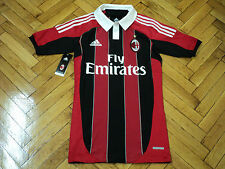 AC Milan Jersey Tech Fit Shirt TECHFIT Top Maillot Authentic Trikot Maglia NEW M