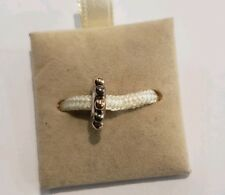 NEW CHAMILIA STERLING SILVER AND 14 K GOLD ''MIXED'' CHARM