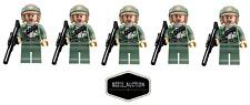 Lego Star Wars Army Builder lot of 5 - Rebel Commando Minifigure [9489]