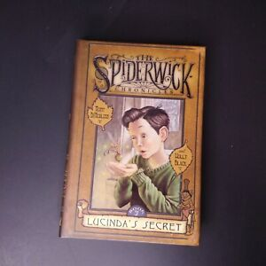 The Spiderwick Chronicles Ser.: Lucinda's Secret by Tony DiTerlizzi and Holly Bl