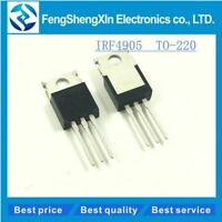 10pcs/lot  IRF4905 IRF4905PBF TO-220 Power