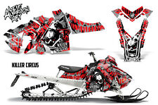 AMR Racing Sled Wrap Polaris Axys SKS Snowmobile Graphics Sticker Kit 2015+ KC R